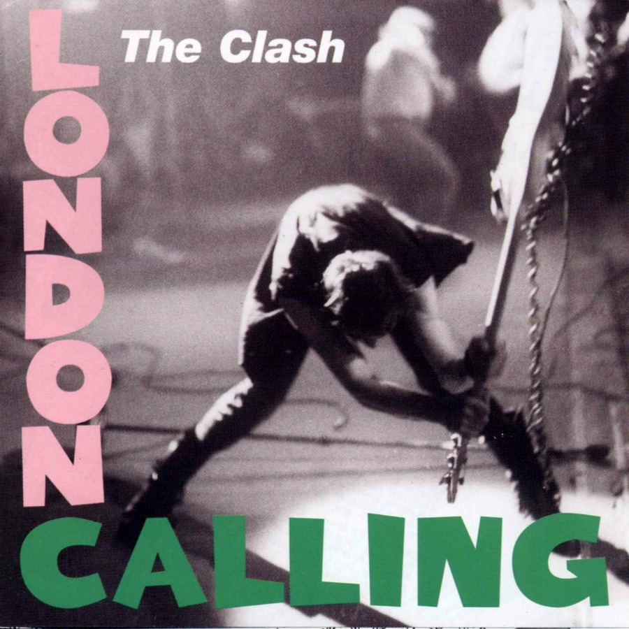 powel the clash london calling