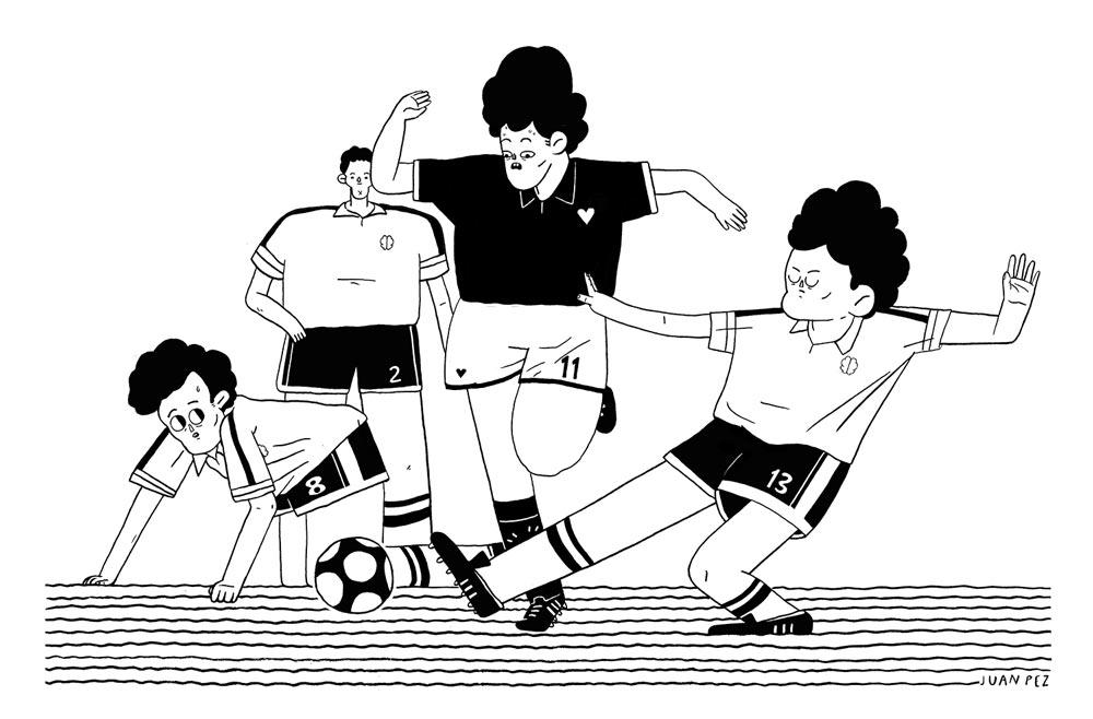 Ilustradores y dibujantes argentinos - Revista Bacánika