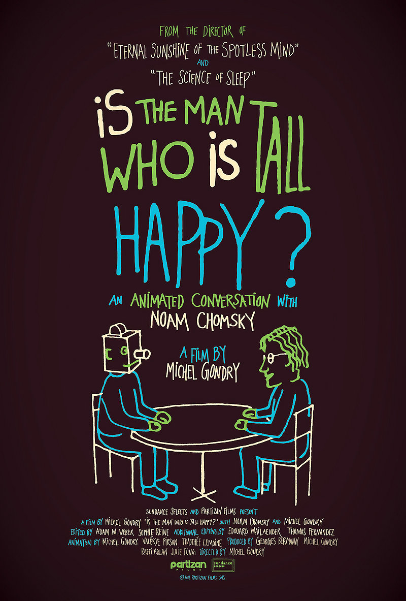 POSTER - IS THE MAN WHO IS TALL HAPPY