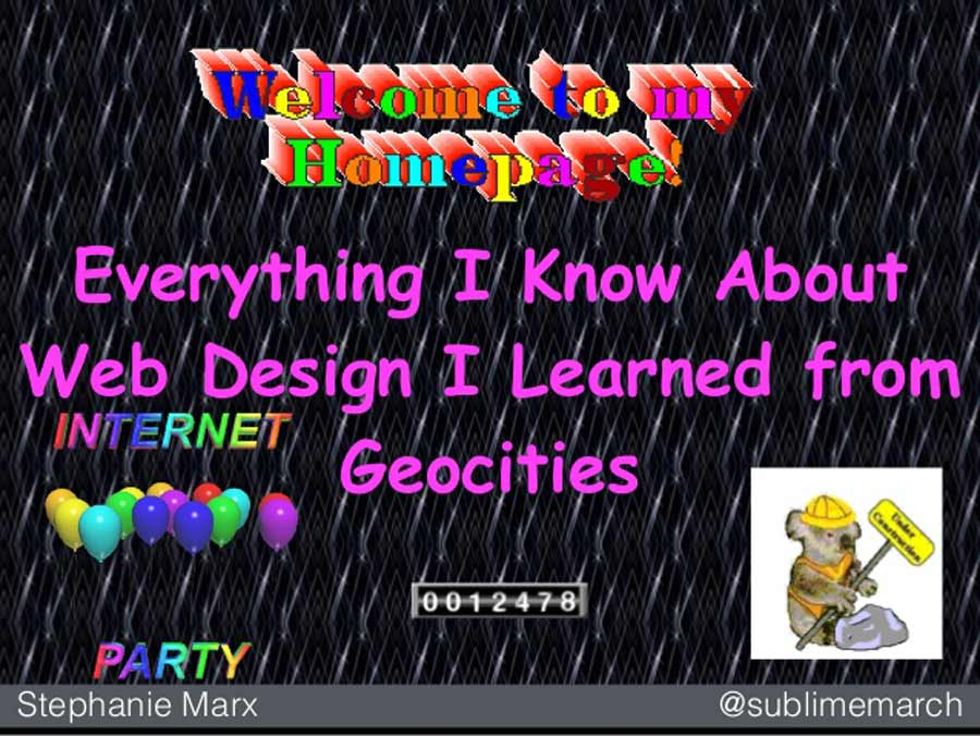 IMAG-10 Geocities