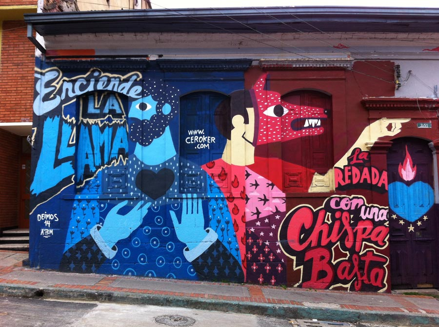 Lar dig om gron graffiti