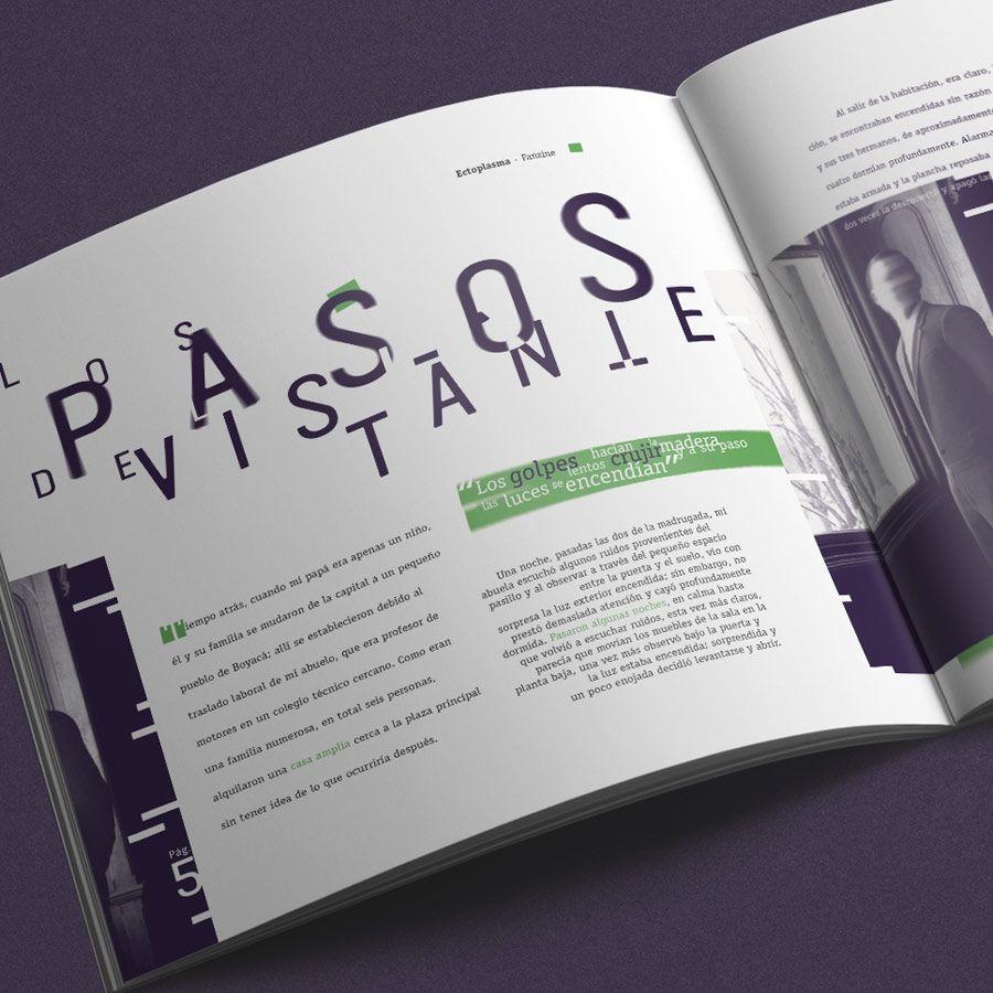 8334bebd86337 Estudios colombianos de diseño editorial - Revista Bacánika
