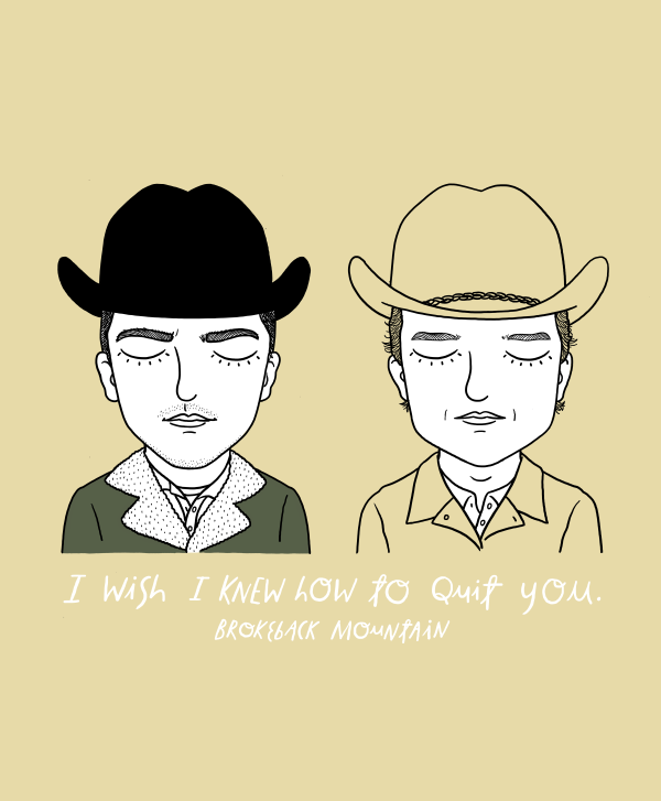 20-Brokeback Mountain