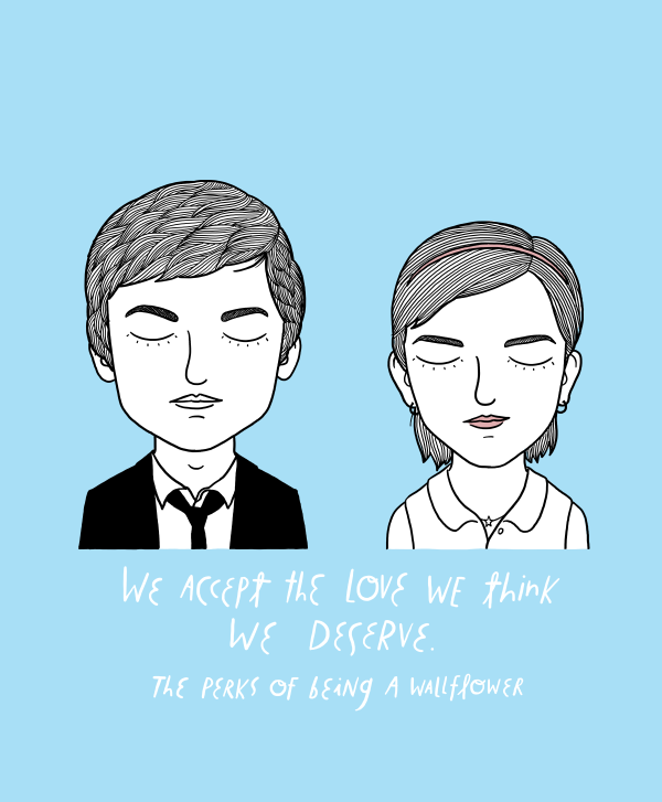 25-The perks of being a wallflower