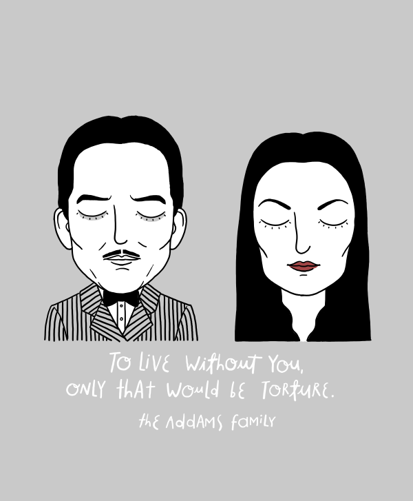 5-The Addams family