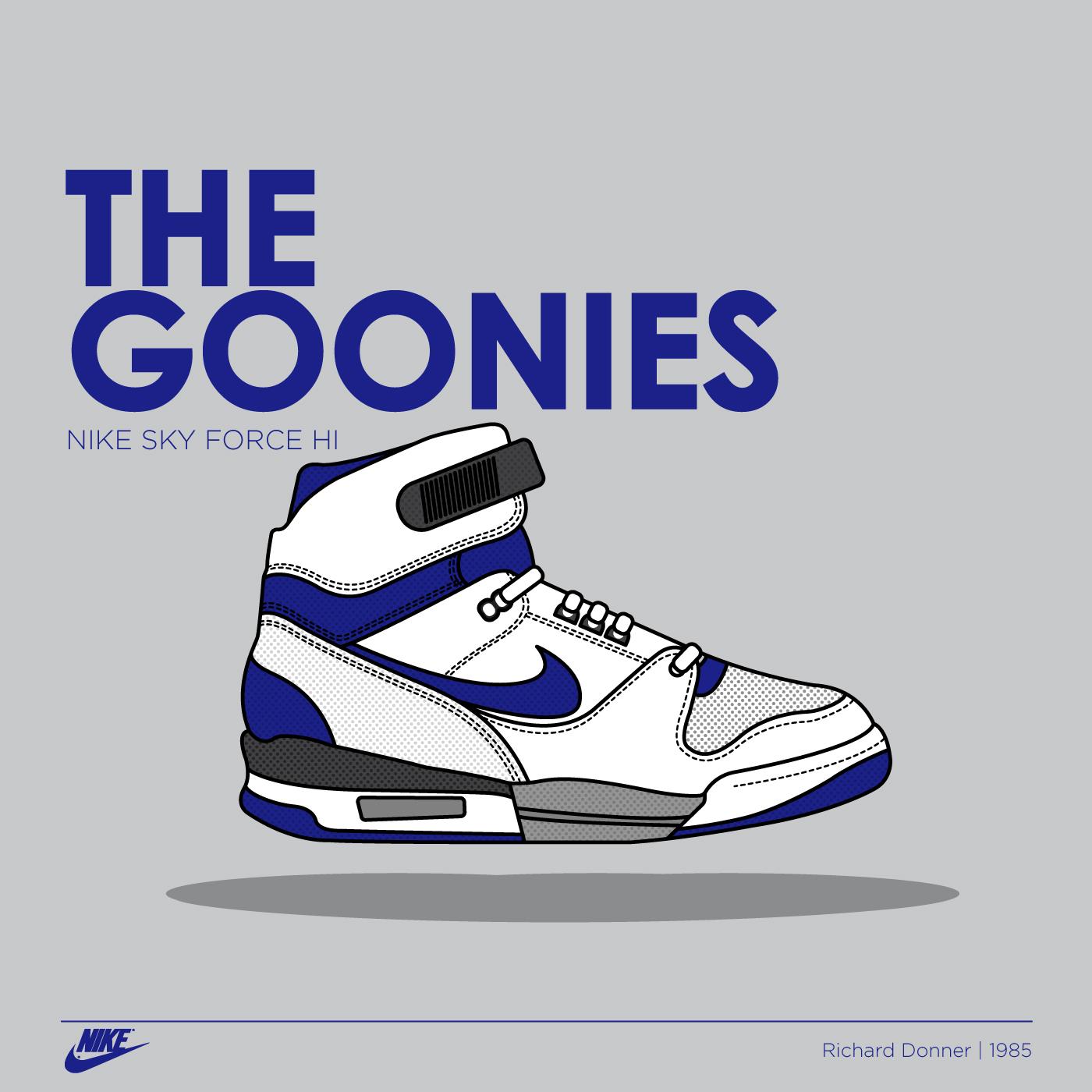 zapatillas nike clasicas de los 80