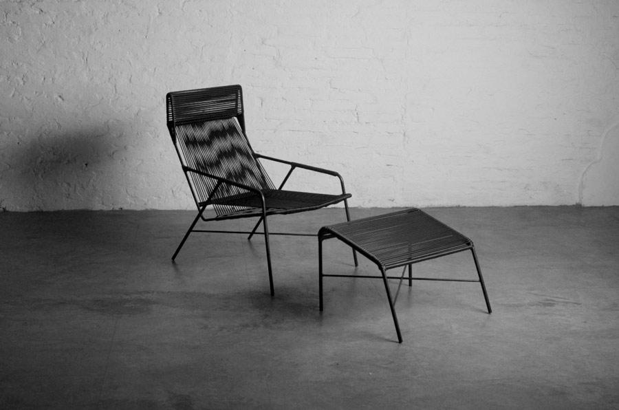silla reposa pies