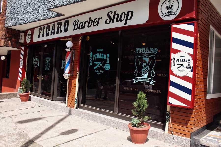 Barber as de bogot revista bac nika - La barberia de vigo ...