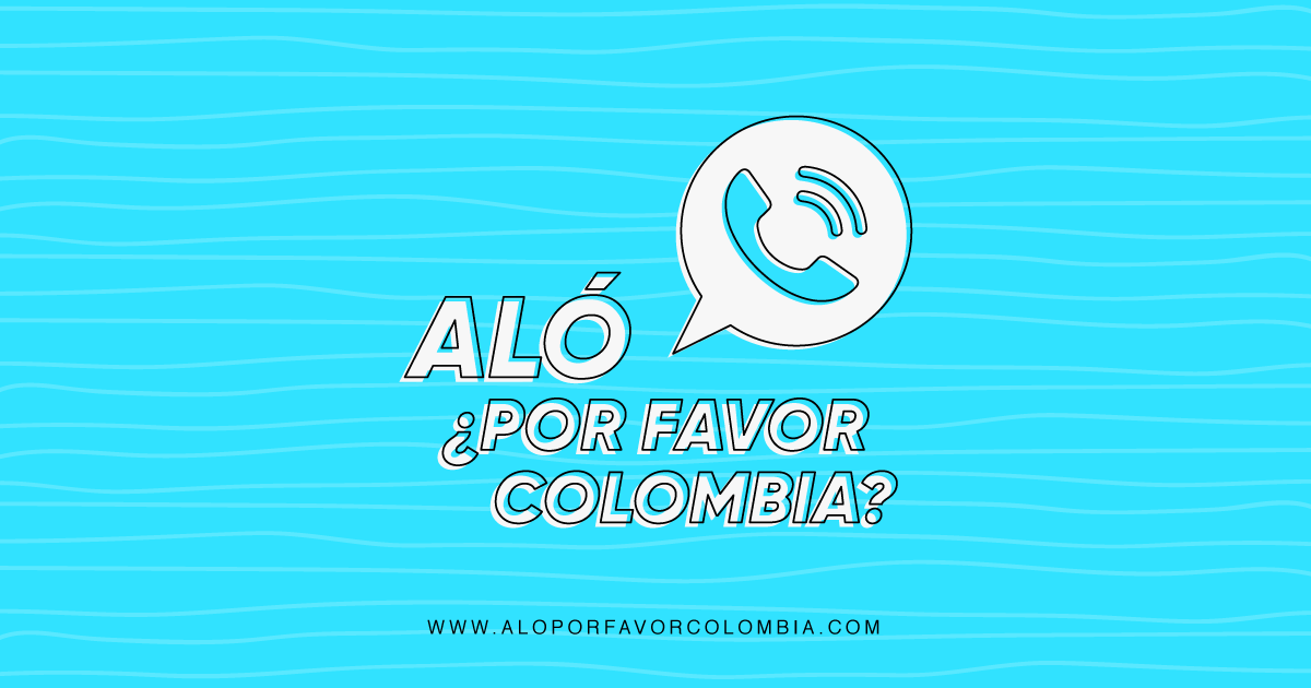 Aló por favor Colombia