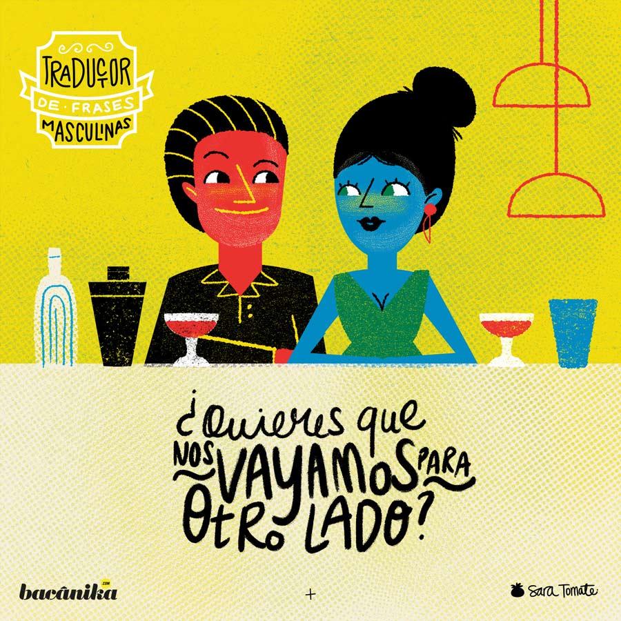 Guía De Traducción De Frases Masculinas Revista Bacánika