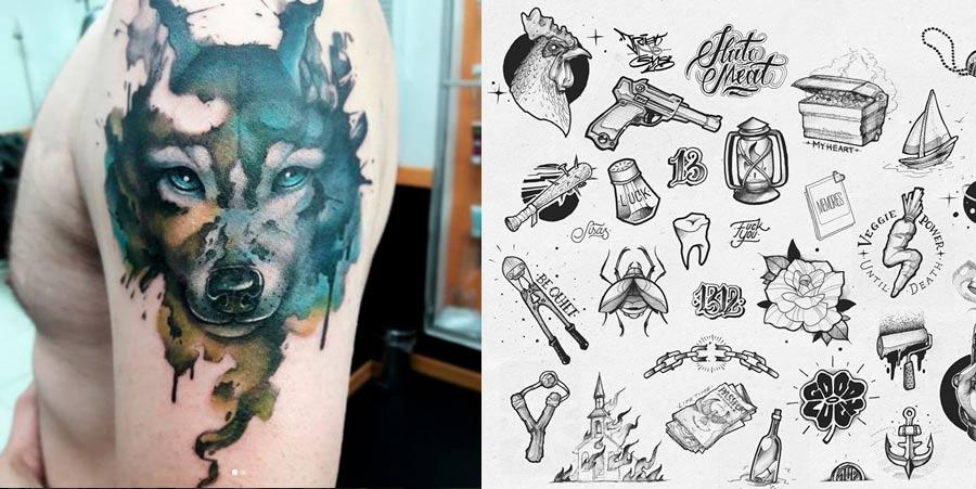 13 Caras Nuevas Del Tatuaje En Bogota Revista Bacanika