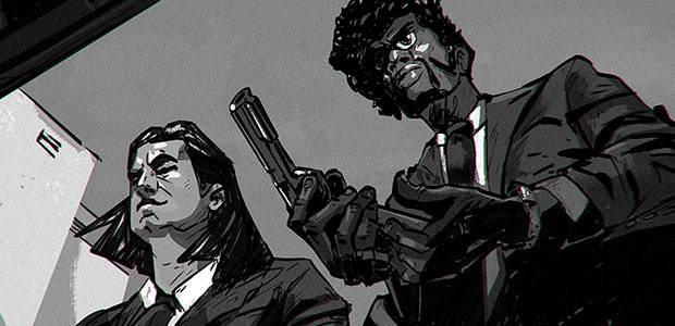 Pulp fiction, cuadro a cuadro