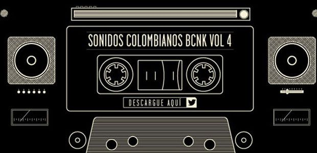 Sonidos colombianos, vol 4.