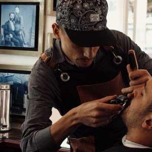 Recorrido por algunas barberías de Bogotá