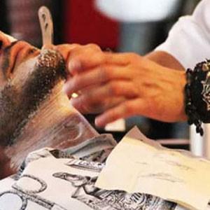 Barber-Man huele a hombre. Y huele rico