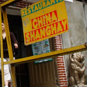 Comer en china
