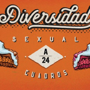 Diversidad sexual a 24 cuadros