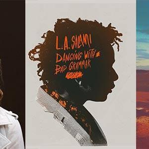 Diez discos de 2016