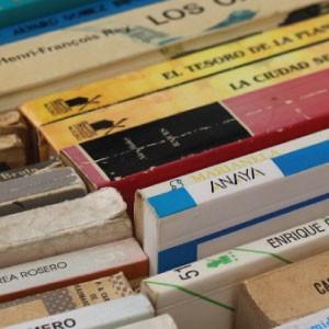 Una ruta por las librerías de segunda de Bogotá
