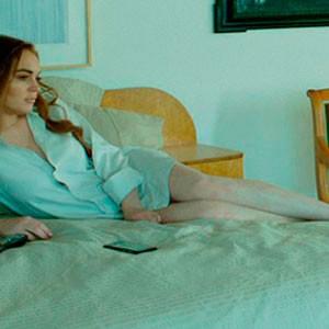 Sí señores, Lindsay Lohan es una profesional