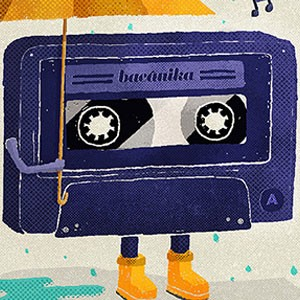 Música para días lluviosos Vol.2