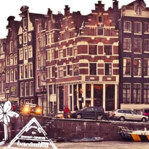 Mochileando en: Ámsterdam, Arnhem y Almere