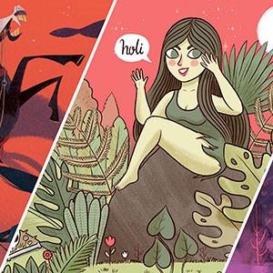 De Juan Machete a la Muelona: mitos y leyendas ilustrados
