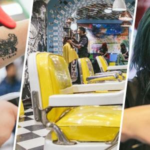 Al interior de las peluquerías con más onda de Bogotá