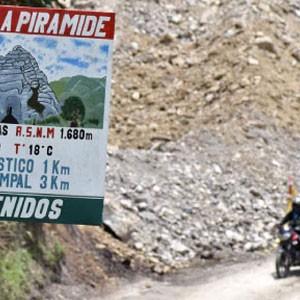La pirámide colombiana