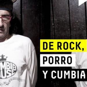 De rock, porro y cumbia