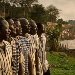 Los refugiados de Sierra Leona