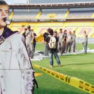 Exclusiva: rider de Justin Bieber