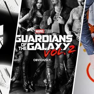 Tráilers de cine, series y videojuegos