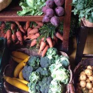 Ruta vegetariana por Colombia