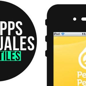 Algunas inusuales e inútiles apps