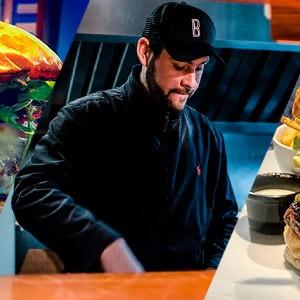 Felipe Giraldo y la mejor hamburguesa de Bogotá