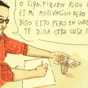 Conversación en Casatinta
