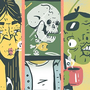 Glosario ilustrado de palabras pastusas
