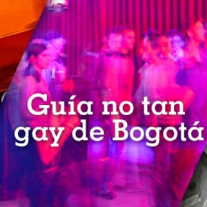 Guía no tan gay de Bogotá