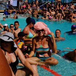 ¡Viva la piscina!