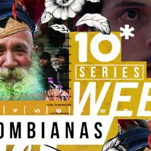 10 SERIES WEB COLOMBIANAS